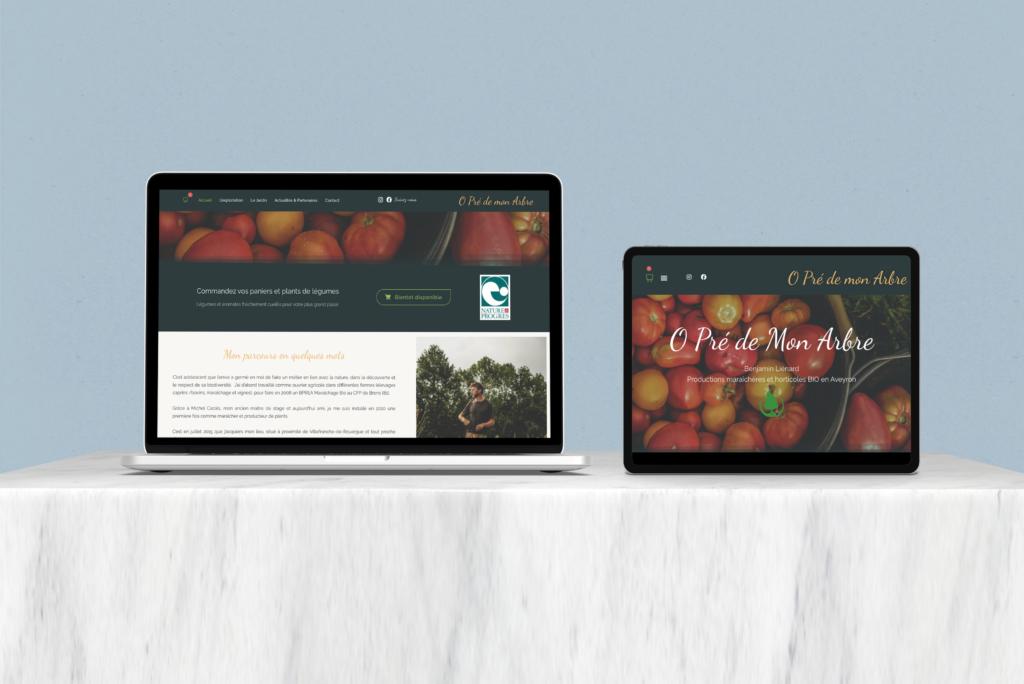Device Mockup EAlbaret Agency